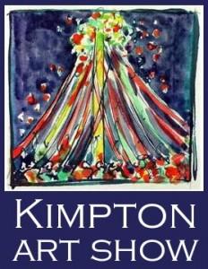 Kimpton Art Show logo